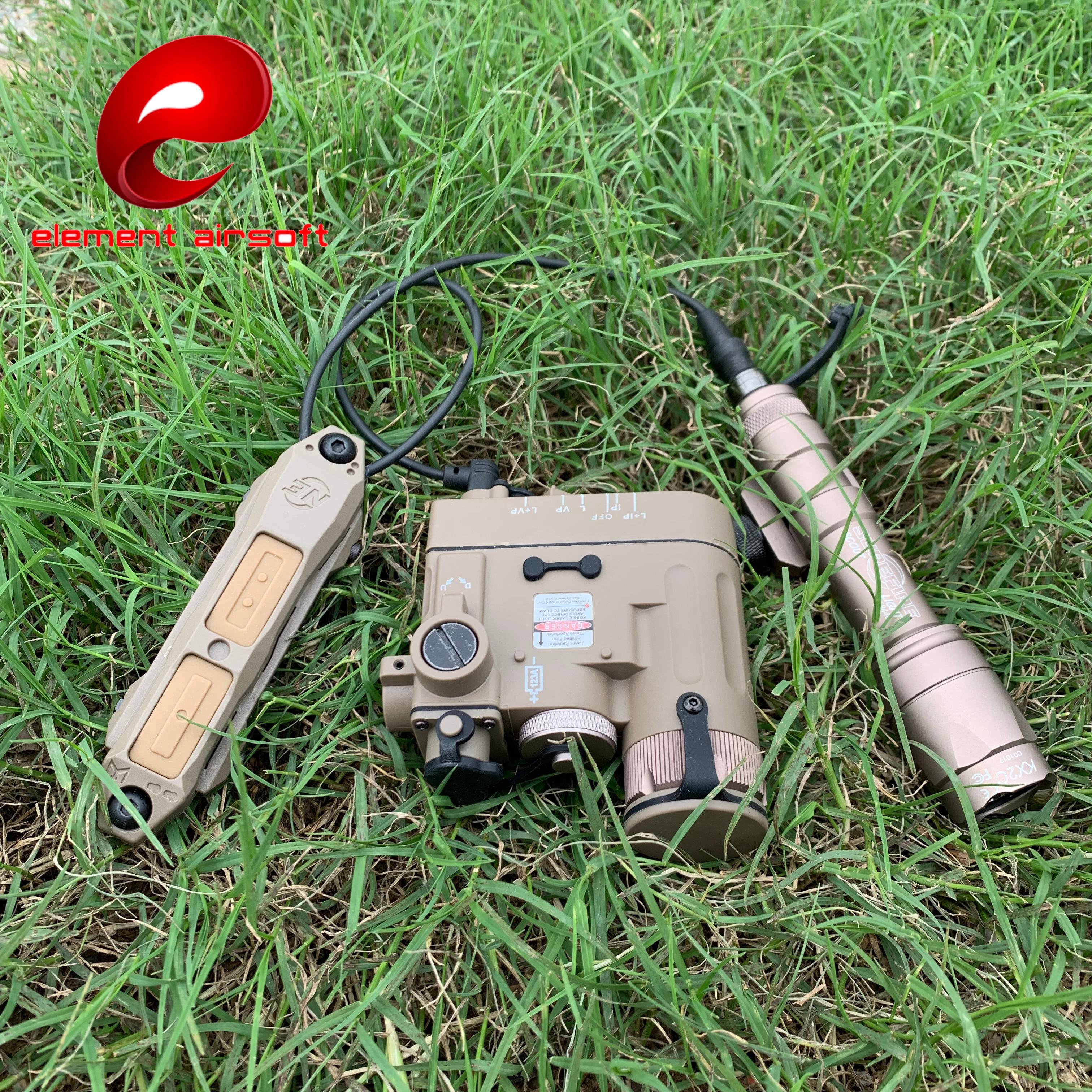 を要素エアガン Surefir M600C 狩猟ライト softair DBAL D2 IR レーザーダブル制御スイッチ lazer 戦術銃武器懐中電灯  グループ上の スポーツ & エンターテイメント からの 武器ライト の中 1