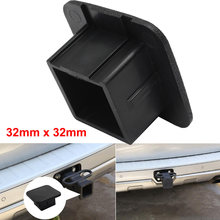 "1-1/4"" Trailer Hitch Tube Plug Receiver Cover Dust Protecter for Jeep for Ford for GMC For Toyota(China)"