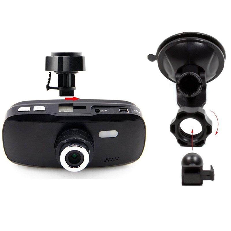 140 Wide Cam Video Recorder Night Vision Recorder G-Sensor Dash Cam 2018 2.7  Car DVR HD 1080P LCD Car Dashboard DVR Camera