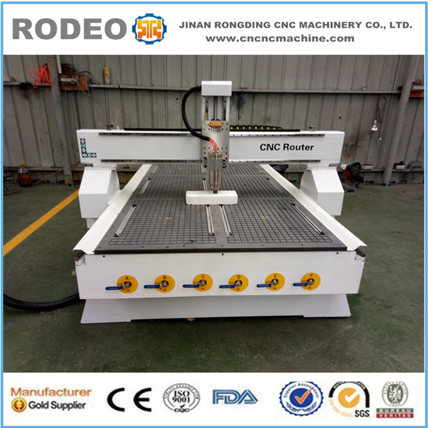 Universal Type 1325 Woodworking Machine For Cutting Wood And Metal