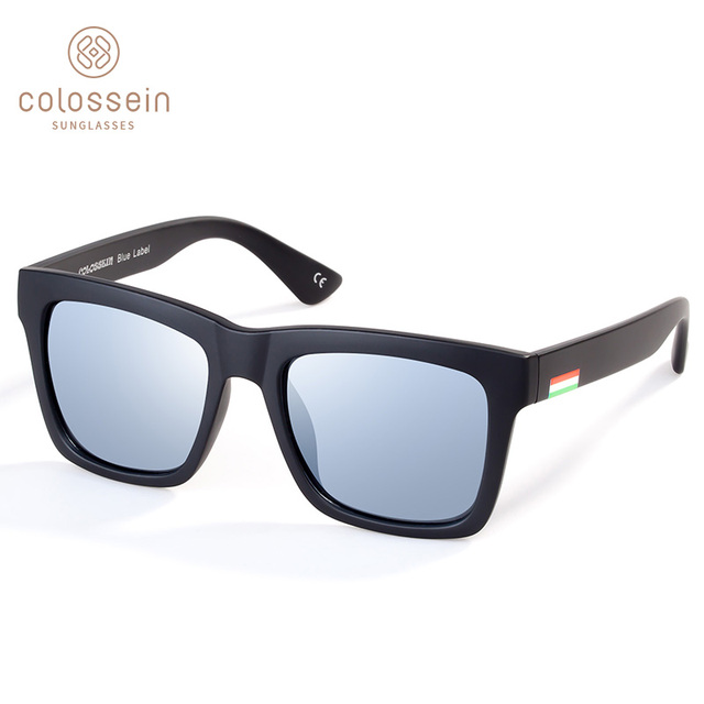 b60d4f97d8 COLOSSEIN Sunglasses Women Men Polarized Lens Fashion Glasses Classic Style  Adult Popular 2018 New Eyewear Outdoor
