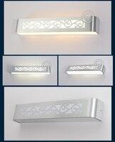 Special Package LED Mirror Mirror Bathroom Bathroom Modern Minimalist Wall Lamp Bathroom Mirror Lamp Power Saving