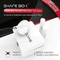 Beauty Technology 2017 Wrinkle Removal Slimming Machine Fat Ultrasound RF Weight Loss Health Beauty Equipment