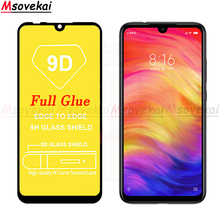 5D 9D Full Glue Coverage Tempered Glass For Xiaomi Mi 9 SE Explorer Redmi Note 7 Pro Black shark 2 Helo 9H Screen Protector