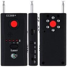 Анти - шпион ошибка детектор оптом-cc308 беспроводной мини камеры скрытые устройства сигнала конфиденциальности пеленгатор GSM и защиты безопасности