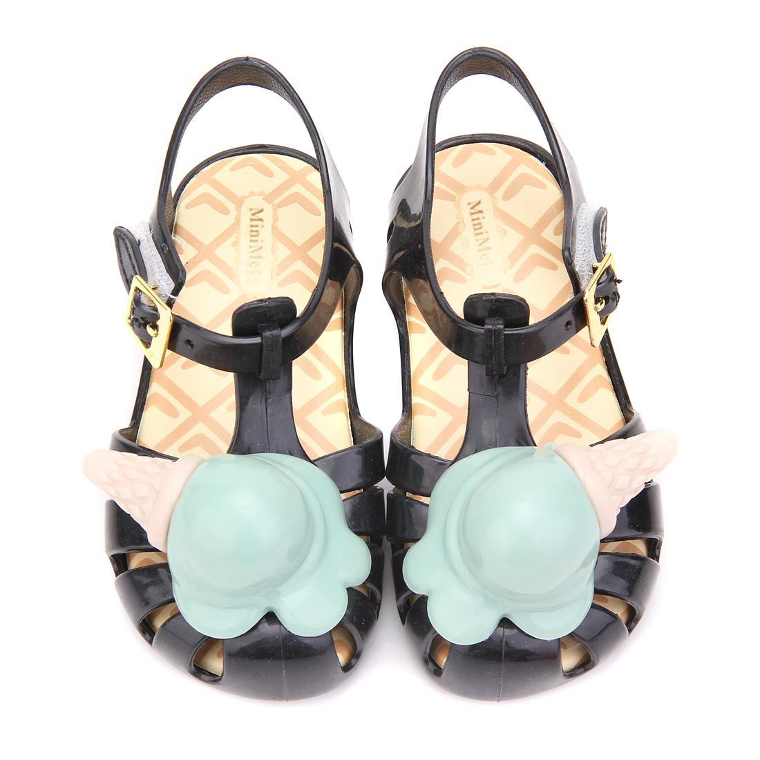 Mini Melissa Conch Strand Sandalen Kinderen Mini Aranha X Mary Jane - Kinderschoenen - Foto 5