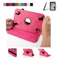 """For Eplutus G82/G80/G79/G78/M78 7.9"""" Inch Tablet 360 Degree Rotating UNIVERSAL PU Leather Cover Case 2 FREE GIFTS"""