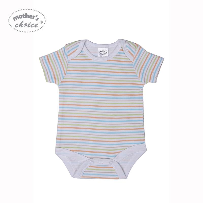 Mother's Choice 3 szt. Body niemowlęce bawełna noworodek chłopcy - Odzież dla niemowląt - Zdjęcie 5