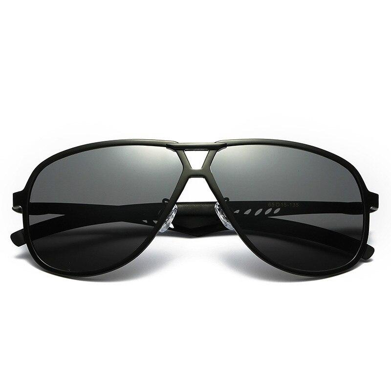 2601c4c71 HONGTENG Brand Best Men's Sunglasses Polarized Mirror Lens Big Oversize  Eyewear Accessories Sun Glasses For Men/Women-in Sunglasses from Apparel  Accessories ...