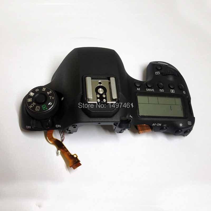 Nouveau couvercle supérieur pièces de réparation pour Canon EOS 6D Mark II; 6DII 6D2 SLR