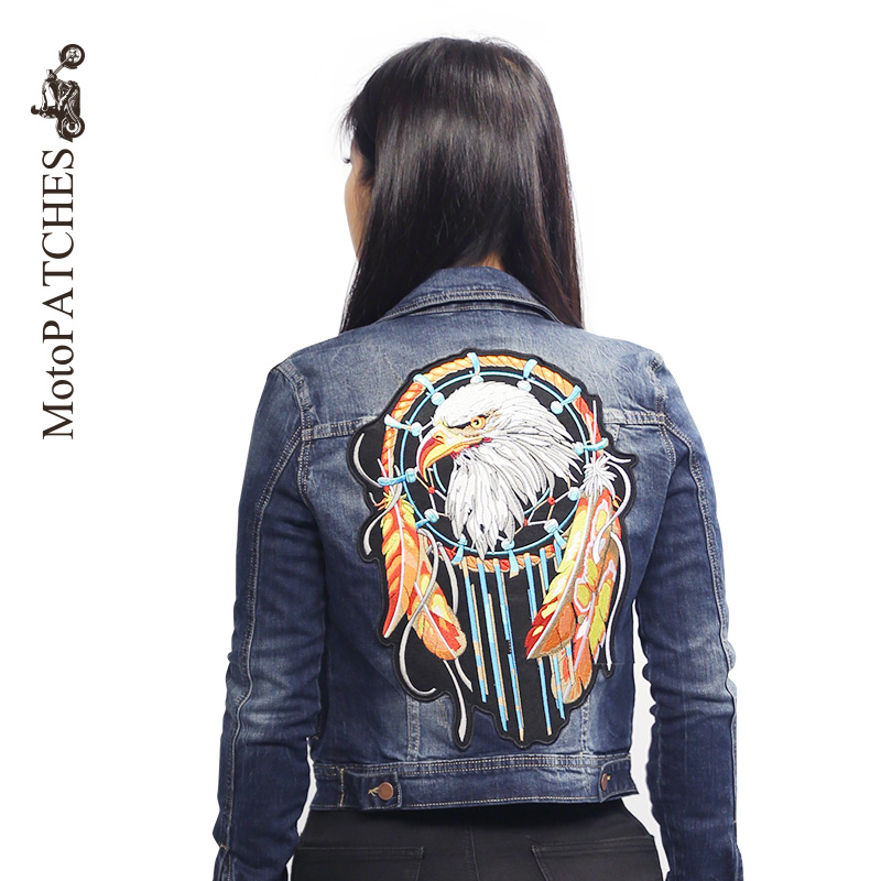 Motorcycle Racing Patches Back Patches For Jackets Harley Patch Motorcycle Jacket Patches-in ...