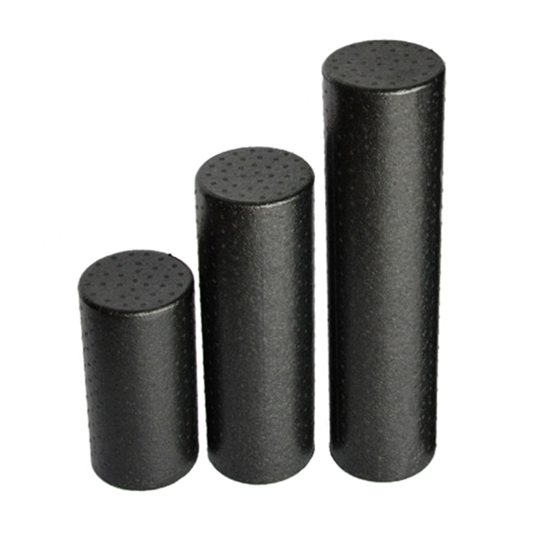 30/45/60cm EPP Yoga Block Roller Fitness Foam Column Massage Pilates Body Exercises Gym With Trigger Points Training Equipment
