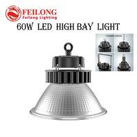Новый дизайн 100 Вт высокий свет залива перегородки промышленные светодиодные лампы освещения