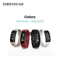 A69 Bluetooth Smartband Activity Fitness 4.0 Fit Tracker Sport Bracelet Smart Band Wristband Pedometer For IOS Xiaomi PK TW64 M2