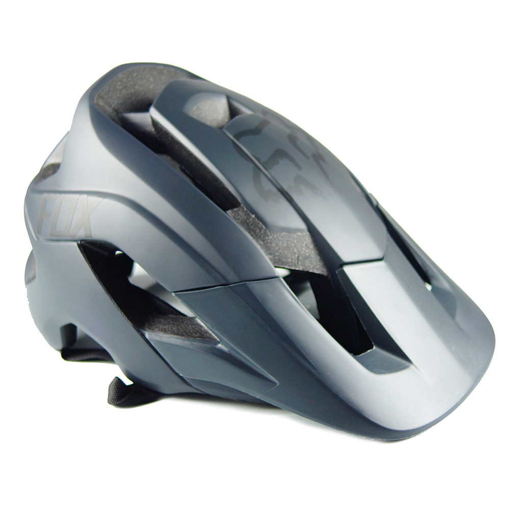2016 Fox New Racing Mtb Xc Helmet Super Lightweight All Mountain Jersey Sepeda Downhill Trail Tld White Simple Bike Bicycle Riding Size L 58 62cm In From Sports