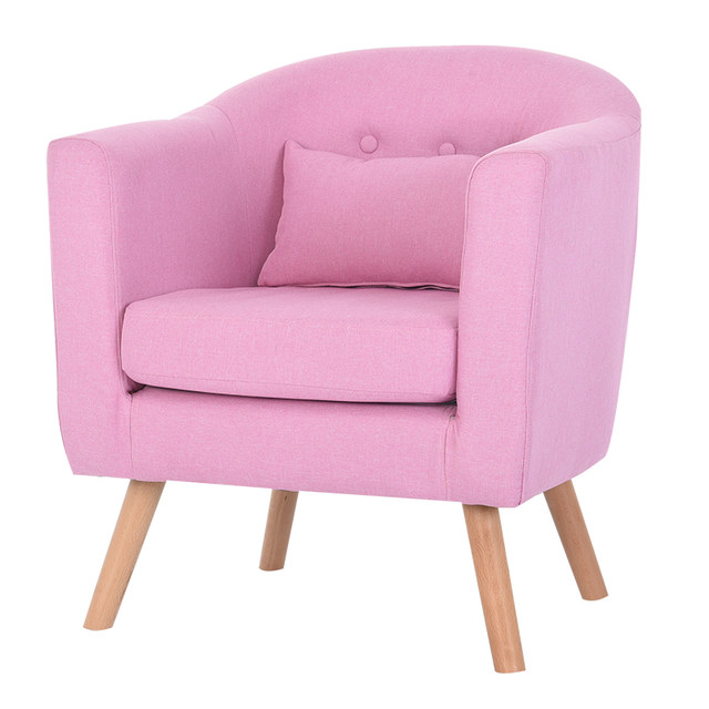 Online Shop Modern Sofa 1 Single Seat Simple Design Living Room ...