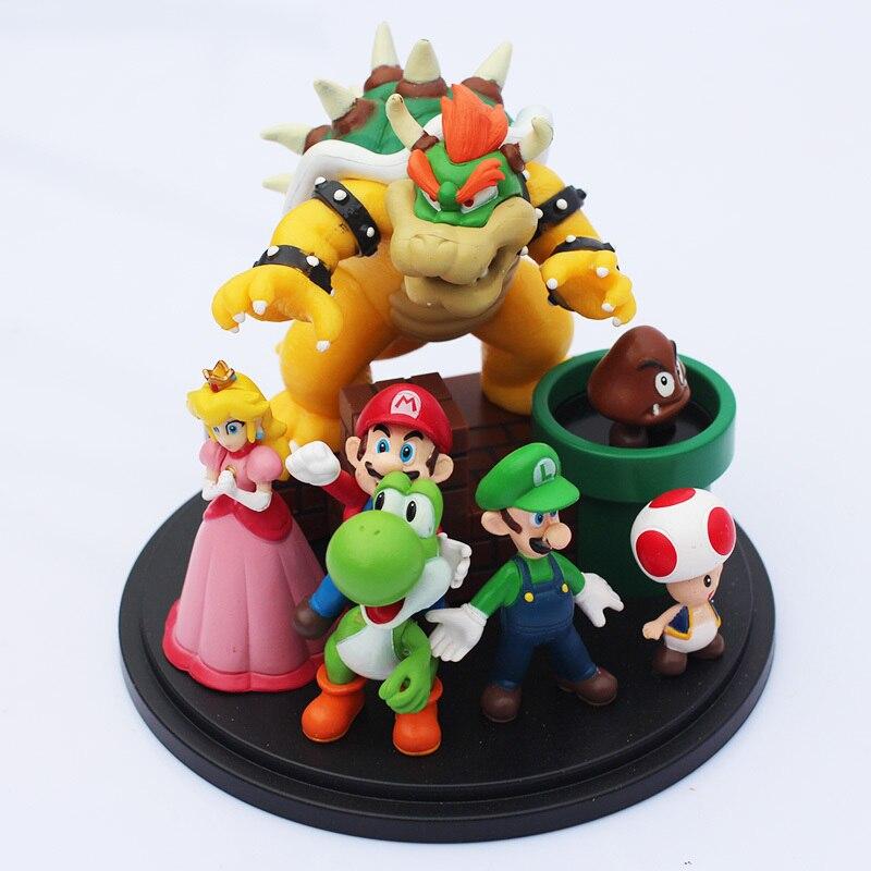 Diorama Super Mario Bros 1