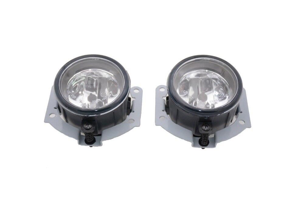 1 пара передний бампер вождения противотуманные фары с лампой накаливания противотуманной фары левая+резус 8321A278 для Мицубиси Лансер 2007-2010