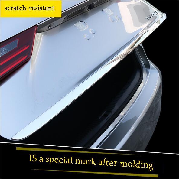 Для Lexus IS250 IS250 адаптирована специальная загрузки переключатель аксессуары раздел отмечен после планки ствол свет стайлинга автомобилей