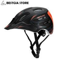 GUB Downhill AM Bicycle Helmet XC Trail Cycling Cap Special For Endurance MTB Road Bike Integrally Molded Helmets Casco Ciclismo