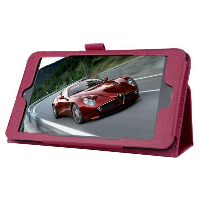 Fashion case for tablet anti-dust kindle paperwhite tablet cover Folding Folio Case Stand Cover For Acer Iconia One 7 B1-750 Tab slim print case for acer iconia tab 10 a3 a40 one 10 b3 a30 10 1 inch tablet pu leather case folding stand cover screen film pen