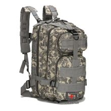 ACU Camo 3P Tactical Backpack Double Shoulder Mountaineering Assault Military Combat Army Free Shipping