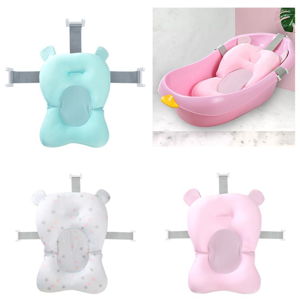 Bad & Dusche Produkt Clever Neugeborenen Badewanne Net Nicht-slip Bad Matte Bad Mesh Baby Dusche Rack Kann Sitzen Und Liegen