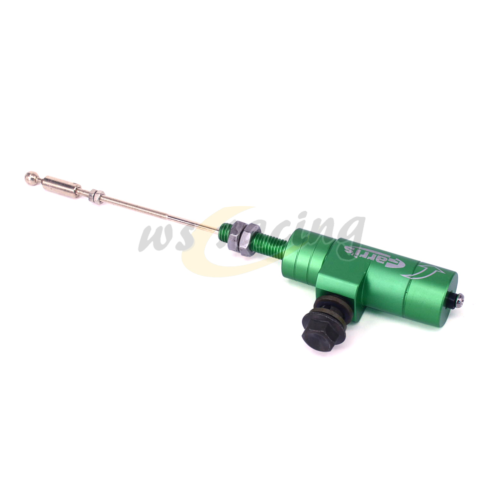 Motorcycle hydraulic brake clutch master cylinder pump For KAWASAKI KX65 KX85 KX125 KX250 KX500 KX250F KX450F KLX250 KLX450R motorcycle hydraulic clutch brake pump m10x1 25mm black red blue silver gold