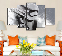 Unframed 60x32inches Print Stormtrooper Star Wars Movie Poster Picture For Modern Home Decor Living Room Wall