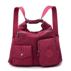 JINQIAOER Новый Водонепроницаемый Для женщин мешок двойной Сумка дизайнер Сумки Высокое качество нейлон женские сумки bolsas sac основной