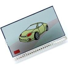 Лидер продаж M9 ЖК-дисплей дисплей для Scher-Khan Magicar 9 ЖК-дисплей пульта дистанционного управления двухстороннее автомобиль сигнализация Бесплатная доставка