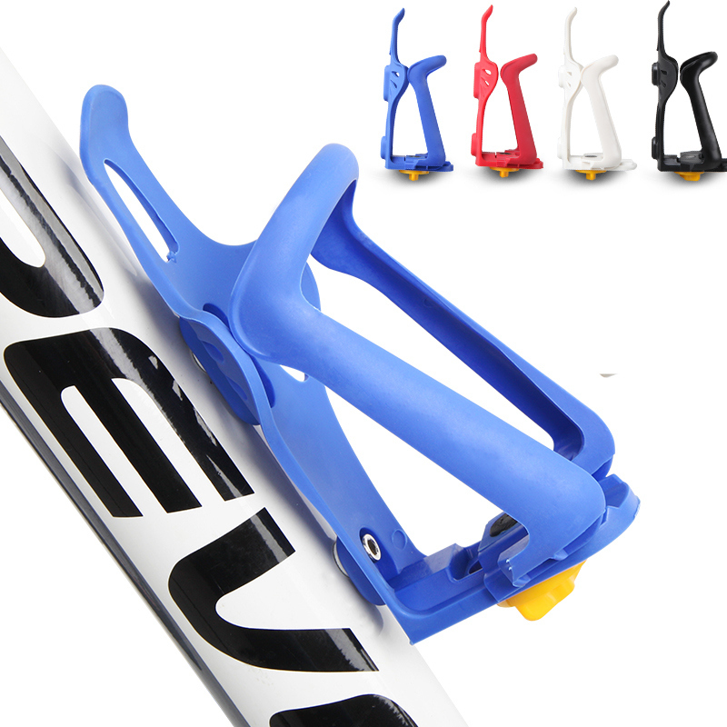 2016 Rushed Sale Resin Carbon Cage Universal Bicycle Water Bottle Rack Aluminum Alloy Kettle Holder Plastic Mountain Bike - Bdien Store store