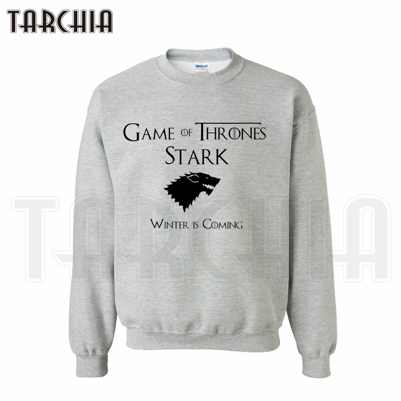 TARCHIA hoodies sweatshirt Game of Thrones winter is coming personalized Pirates Breakin ...