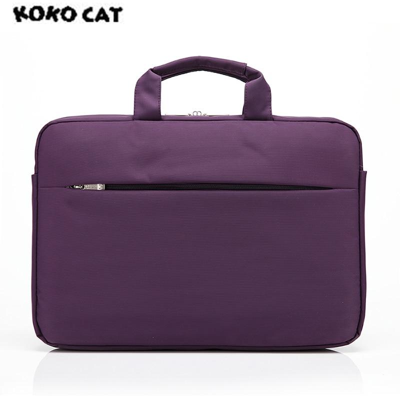 Kkcat Водонепроницаемый crushproof 15.6 дюймов Тетрадь ноутбук сумка для Для мужчин Для женщин Портфели сумка