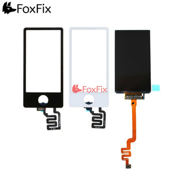 For Apple iPod Nano 7 LCD Display 7th Touch Screen Panel Digitizer For iPod Nano7 LCD Nano 7 Touch Panel Sensor Glass Replace