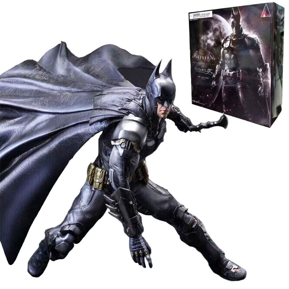 Square Enix Batman: Arkham Knight Play Arts Kai Batman Action Figure PAK001012 batman arkham clayface