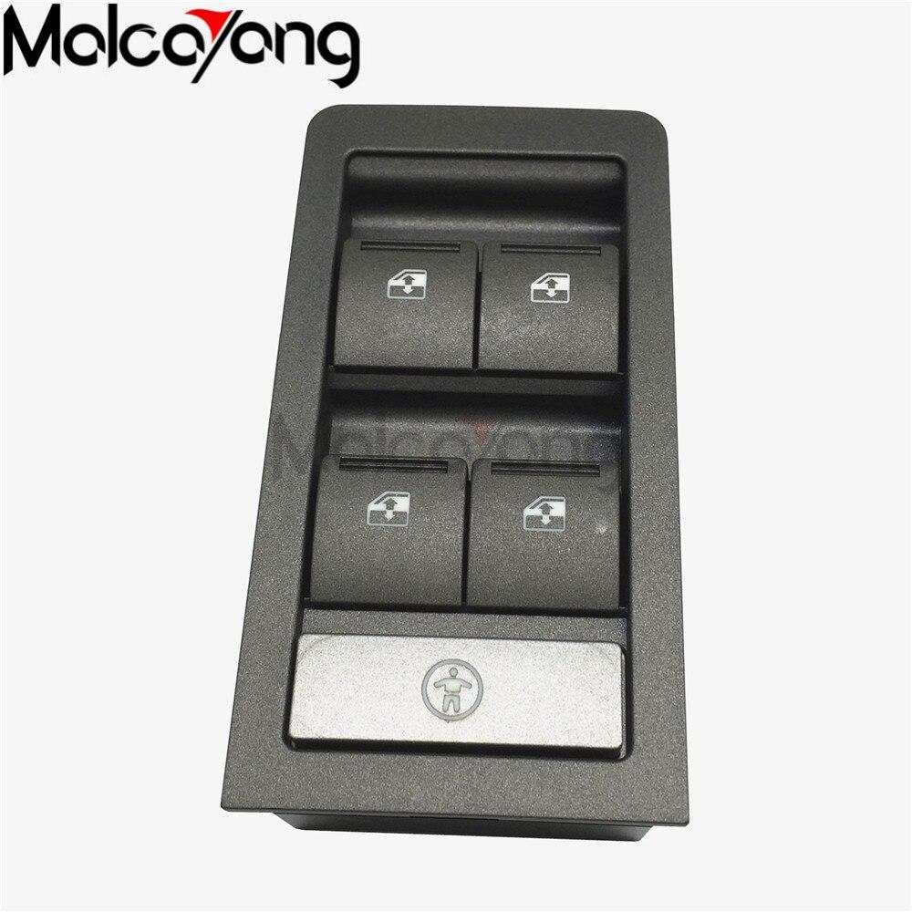 Мощность мастер переключатель окна для Holden Commodore VY VZ серый Цвет поставляются с 13 контактов и 4 кнопки 92111628