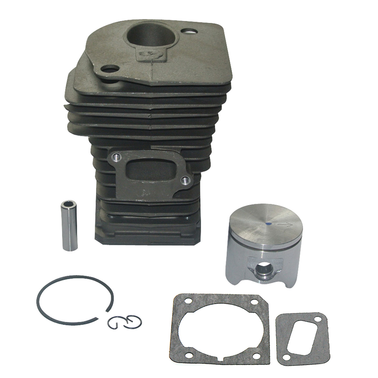 Cylinder Engine Kit Fit HUSQVARNA 340 345 Chainsaw 42mm