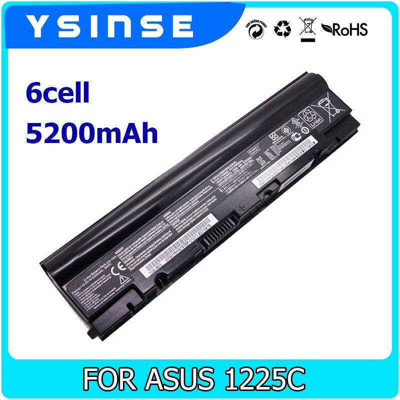 YSINSE 6 CELLULAIRE Batterie D'ordinateur Portable Pour Asus Eee PC 1025 1025C 1025CE 1225C 1225B R052 R052C R052CE RO52 RO52C A31-1025 a32-1025