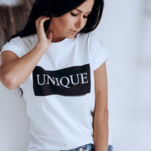 Summer Women Casual T-shirts 2019 New Short Sleeve O-Neck Letter Print Loose T-Shirts