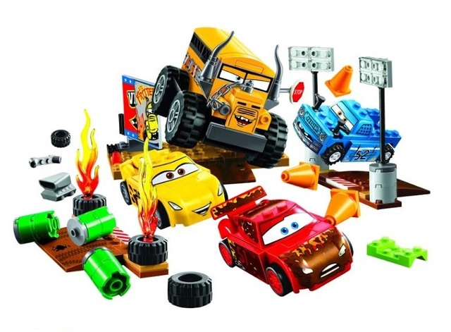 Disney Pixar Cars Educational Toys Lightning Mcqueen Juniors