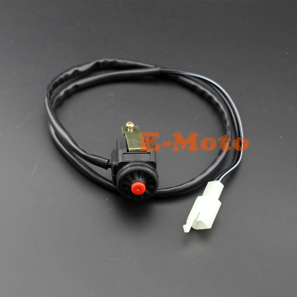 Aliexpress.com : Buy Wiring Loom Harness Kill Switch Racing Ignition Coil 5  Pin AC CDI C7HSA Spark Plug Kits For 110 125CC Pit Dirt Bike NEW from  Reliable ...