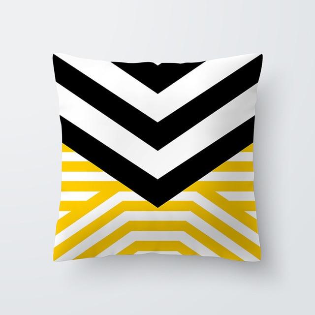 Yellow pillowcse 05