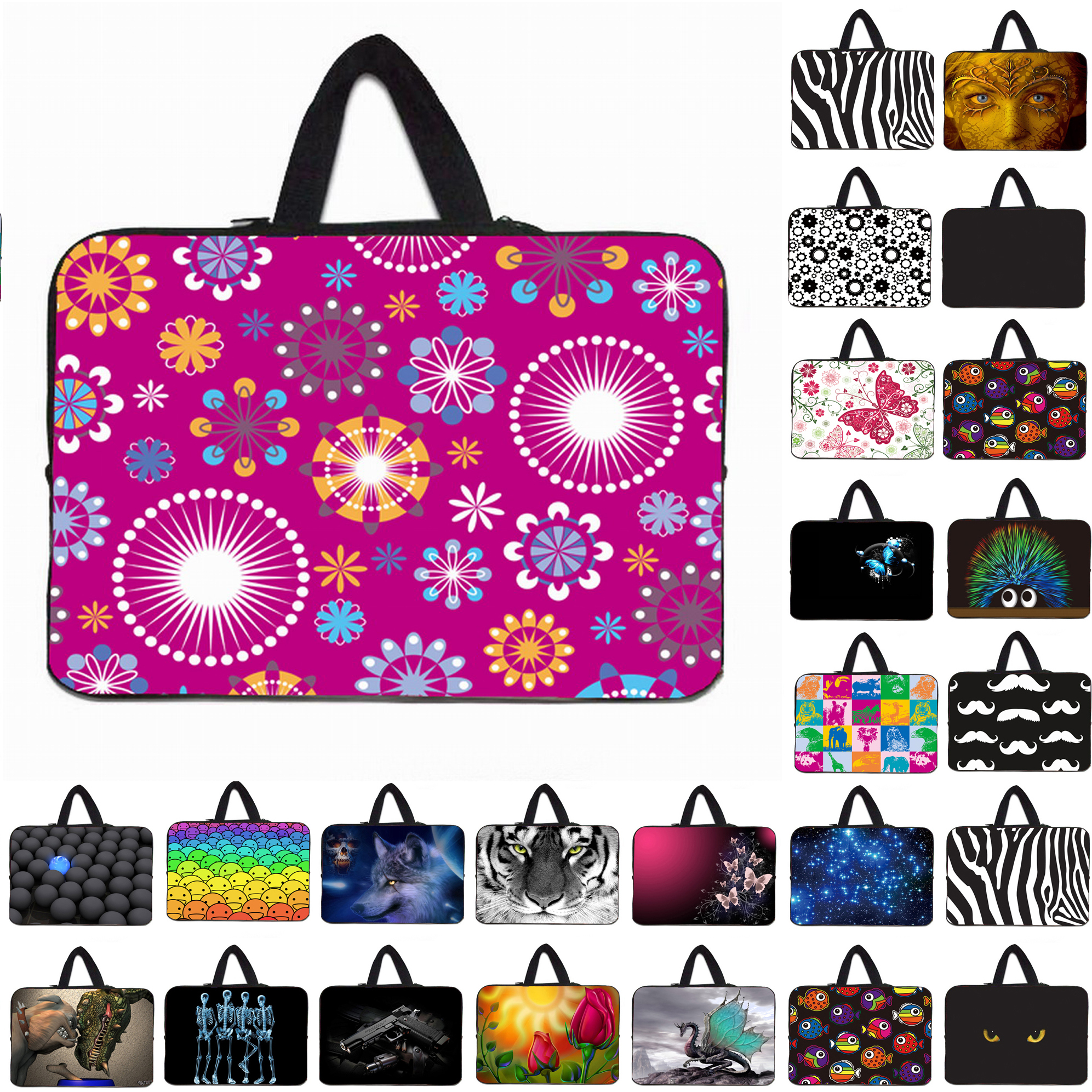 "14.4"" Anti-shock Protective Sleeve Cases Bags Notebook Laptop Bags 14.1 For Lenovo Toshiba Dell PC Laptop 14"" Soft Computer Bag"