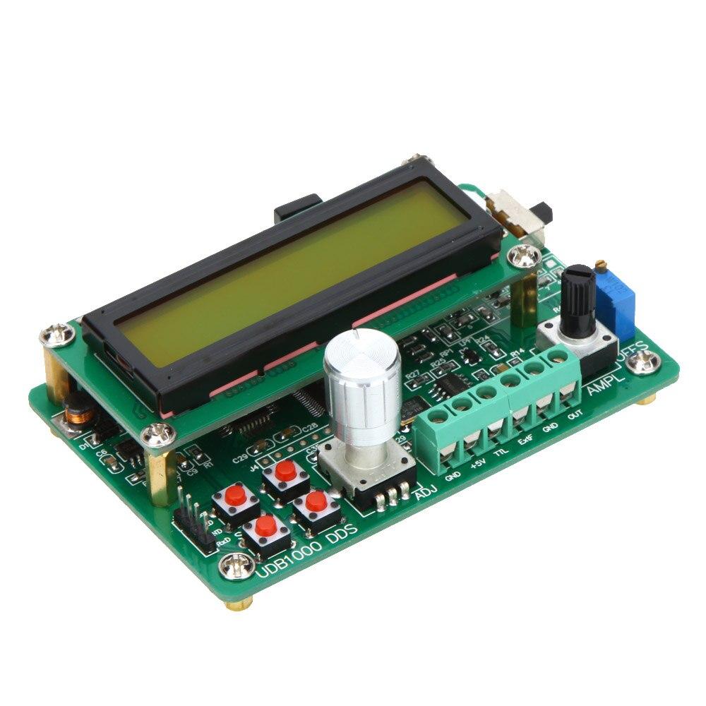 Module de Source de générateur de Signal de générateur de fonction DDS multifonctionnel de prise des états-unis compteur de fréquence de 60 MHz