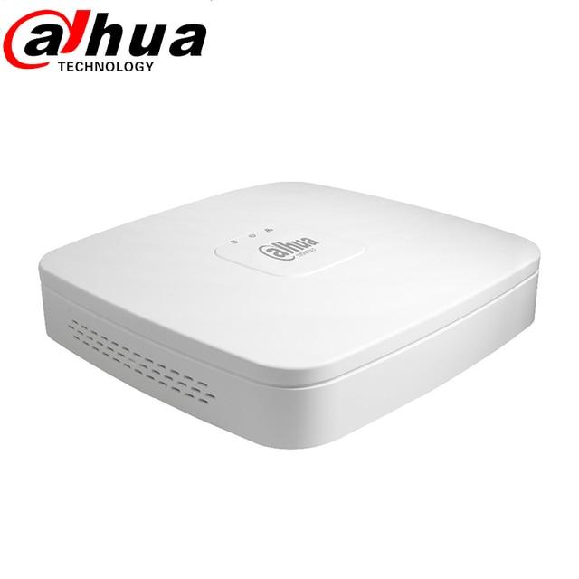Smart Mini 1U dahua NVR4104-P NVR4108-P 4 Ch 8 Ch 4 PoE Портов HDMI Сетевой Видеорегистратор 1 VGA/1 HDMI HD NVR