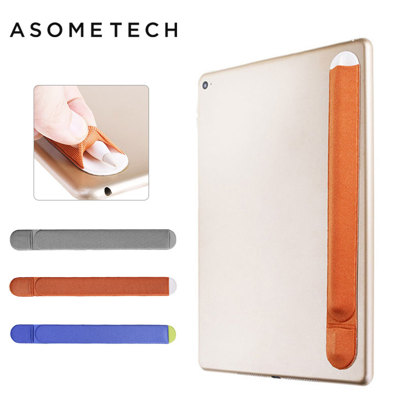 Anti-Slip Flannel Case Cover For ipad pro 9.7 10.5 12.9 Pen Sleeve Pouch Bag Stickers Holder kit For Apple Pencil Anti-Lost Case Бороскопы