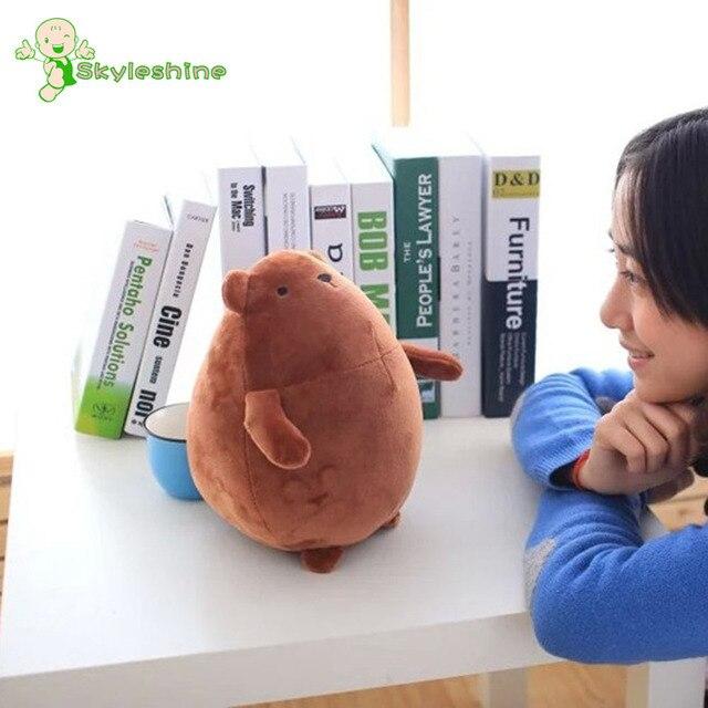 Skyleshine 28 cm nadziewane ziemniaki niedźwiedź zabawki pluszowe New Arrival śliczne królik Molang lalki dla prezenty walentynkowe # ML0187