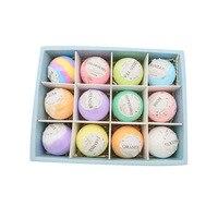 Bath Bombs Single pack100G Natural Essential Handmade Organic Spa Bomb Ideal Gift for Women Bath Salt, Fizzy Spa