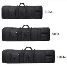 Tactical Hunting Rifle Gun Carry Bag Airsoft Military Heavy Duty Accessories Sniper Protective 81 94 118 cm